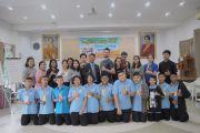 ค่ายภาษาอังกฤษ English Camp ปีการศึกษา 2560