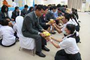 ปัจฉิมนิเทศ นักเรียนชั้นมัธยมศึกษาปีที่ 3 และ 6 ปีการศึกษา 2560